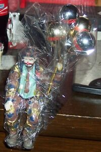 COCA - COLA EMMETT KELLY CENTURY COLLECTION SHELF SITTER NEW OLD STOCK