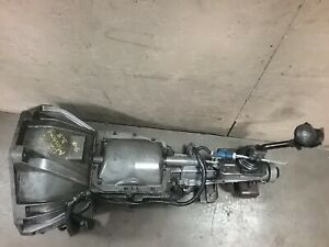1999 2004 Ford Mustang Manual Transmission Assembly 3 8l 6 Cylinder Manual