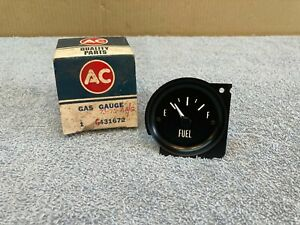1973 1974 1975 73 74 75 Pontiac Grand Prix Grand Am Nos Rally Gas Gauge B