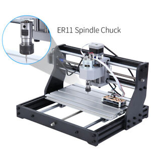 Cnc3018 Pro Cnc Router Kit Laser Engraving Machine Grbl Control 3axis Pcb W er11