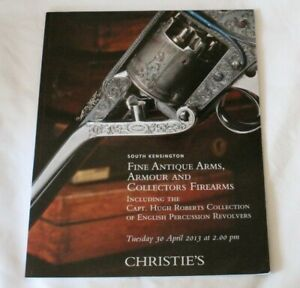 Christies Catalogue Armoury Inc Hugh Roberts Col