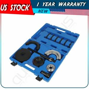 85mm Front Wheel Bearing Hub Removal Adapter Puller Tool Fits Vw T5 Touareg