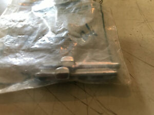 Pair 1933 1934 Ford Windshield Frame Chrome Corners