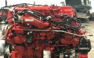 2020 Cummins Isx 12 Engine 39k Miles Assembly Complete Perfect Free Ship 1yrwar