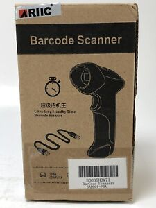 Ariic 1d Laser Usb Wireless Bluetooth Barcode Scanner With Usb Cable mv1936