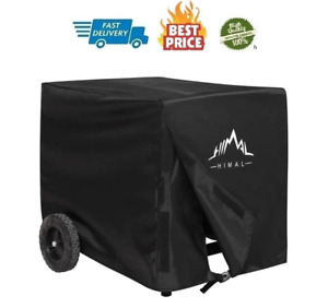 Himal Weather Uv Resistant Generator Cover 32x 24x24 Portable 600d Durable Black