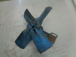 Ford 6000 Engine Fan Assembly