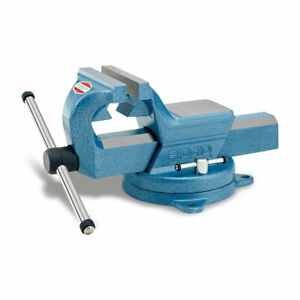 Ridgid 66997 Model F 60 Forged Vise 6 Bench Vise