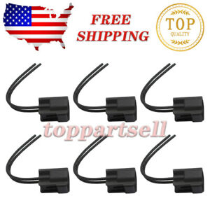 8 pigtail Ignition Coil Connector Wireness Plug For Ford F 150 250 4 6 5 4l 6 8l