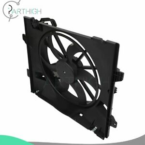 Radiator Cooling Single Fan Engine For Ford Crown Victoria Lincoln Town Car