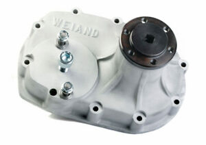 Weiand 6 71 Vintage Supercharger Drive Gear Cover Assembly