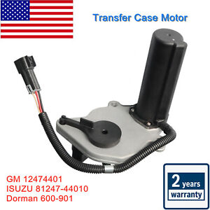 New Transfer Case Shift Motor For Replacement 600 901 4wd Encoder W rpo Code Np8