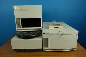 Beckman System Gold Hplc System With 166 Detector 508 Autosampler Interface