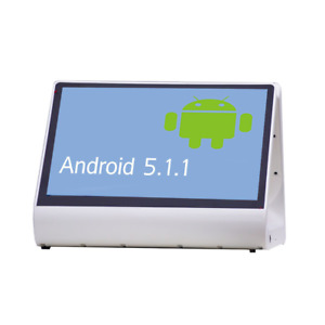Android 12 inch Single Screen Pos System Cash Register Touch All In One Pc Pos