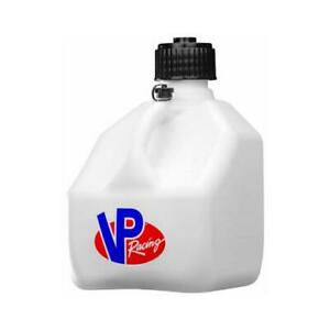 Motorsport Fuel Container White 3 gallons