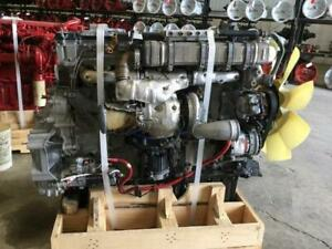 2017 Detriot Dd15 Engine Assembly Complete Perfect Free Ship 1 Yr War 179k Miles