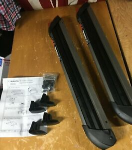 New Subaru Ski Snowboard Carrier Roof Rack Yakima E361sag500 Mounting Clamps Key