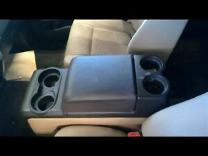2011 2014 Ford F150 Center Front Floor Full Console With Lid Column Shift F 150