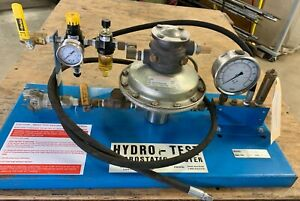 General Pump Uhp ar10 000 Refurbished Hydrostatic Test Pump Air Powered