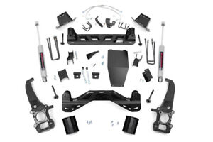 Rough Country Ford F150 6 Suspension Lift Kit 2004 2008 4wd