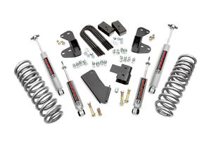 Rough Country Ford Bronco 2 5 Suspension Lift Kit 80 96 4wd