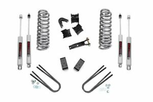 Rough Country 4in Ford Suspension Lift Kit 78 79 Bronco 4wd