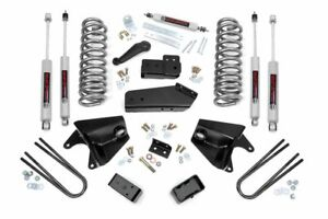 Rough Country 4in Ford Suspension Lift Kit 80 96 Bronco 4wd