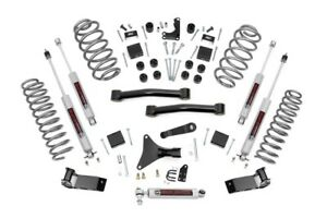 Fits Rough Country 4 Suspension Lift Kit For Jeep Grand Cherokee Wj 1999 2004