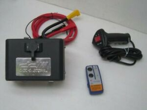 24v Relay Solenoid Control Box Pack Winch Wireless Remote Switch Free Deliverys