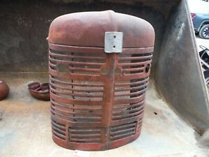 Ih Farmall 1954 Super H Stage 2 Grille Hard To Find See Pictures 58