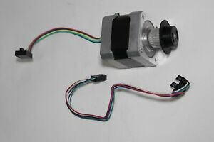 Vexta Stepping Motor Px244 02aa c23 2 Phase Dc 6v 0 8a 1 8 step Oriental Motor