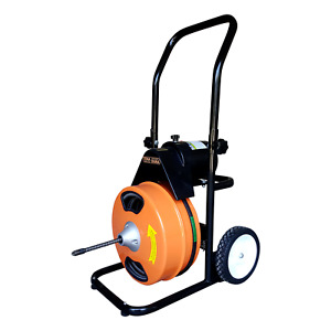 Electric Sewer Cleaning Machine 75 x1 2 Drain Snake Auger 5 Cutters