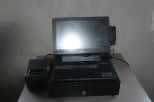 Hp Rp7 7800 Retail Pos System 15 Touchscreen W Full Pos System