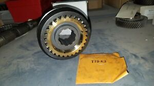 T18 Ford Transmission 3 4 Synchro Assembly 1at19 2 5ford Jeep