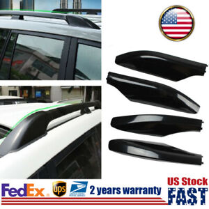 4pcs Roof Rack Cover Shell Abs For Toyota Land Cruiser 2003 2004 2006 2009 Us