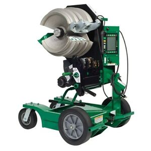Greenlee 855gx Programmable Electric Conduit Bender 120 Vac 20a