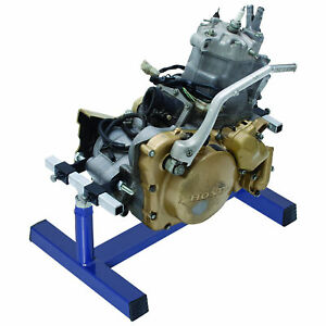 Motorcycle Engine Stand Simple Operation Engine Lift Range 66lb Max Load
