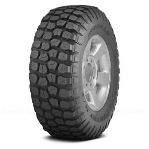 Ironman Set Of 4 Tires 35x12 5r20 Q All Country M t All Terrain Off Road Mud
