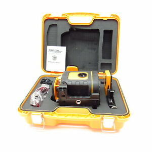 Johnson 40 6539 Self leveling Rotary Laser Level Kit