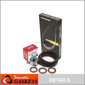 Timing Belt Kit Fit Chevrolet Nova Geo Toyota Corolla Supercharged Mr2 4age