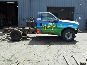 F250 Solid Southern Rust Free Super Duty Super Truck Cab Cab Only 1999 07