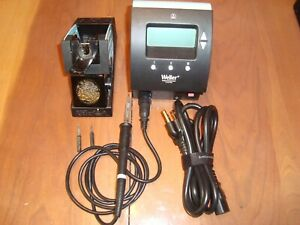 Weller Wd1 Soldering Station With Soldering Iron