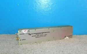 M a com Microwave Power Devices Lwa 4690 1 1837 Amplifier Free Shipping