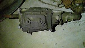 Transmission Assembly Chevrolet Chevy Camaro 74 75 77 78 79 Super T 10 Warner