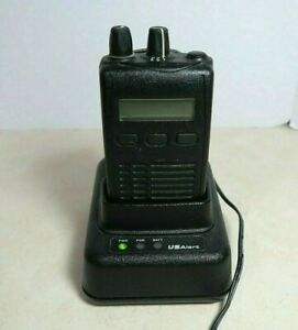 Us Alert Usalert Watchdog Vhf Voice Pager 151 159 Mhz With Charger