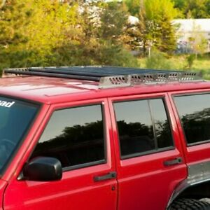 For Jeep Cherokee 1986 2001 Dirtbound Offroad 1010004 Roof Cargo Basket