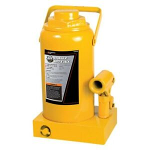 Performance Tool W1636 30 Ton Heavy Duty Hydraulic Bottle Jack