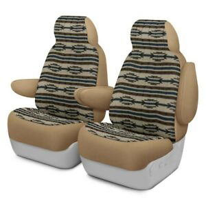For Nissan Armada 05 09 Southwest Sierra 1st Row Tan Custom Seat Covers