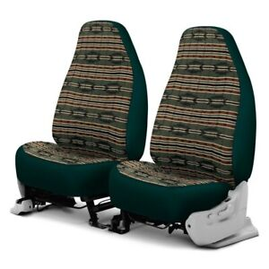 For Mitsubishi Eclipse 06 09 Southwest Sierra 1st Row Green Custom Seat Covers