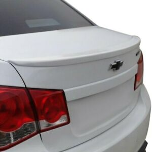For Chevy Cruze 11 12 D2s Factory Style Rear Lip Spoiler Unpainted